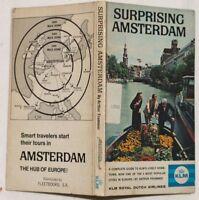 1970 ARTHUR FROMMER GUIDA VIAGGI AMSTERDAM VITA ARTE