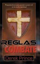 Reglas de combate: Preparándonos para asumir nuestro rol en la lucha espiritual