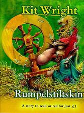 Rumpelstiltskin (Everystory), Grimm, Jacob, Grimm, Wilhelm, Wright, Kit, New Boo