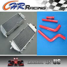 FOR Yamaha YZ125 YZ 125 2005-2013 2006 2010 2012 2013 Aluminum Radiator and HOSE
