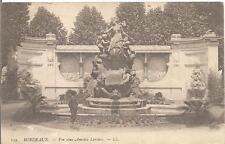 bordeaux fontaine amédée larrieu