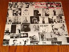 ROLLING STONES EXILE ON MAIN 2 LP SET with Gatefold Cover   ROCK & ROLL!   1972