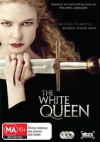 The White Queen (DVD, 3-Disc Set) NEW