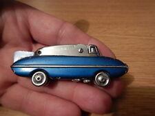 More details for vintage sarome bluebird rocket car lighter ~ blue ~ 1960s japan ~ free p&p