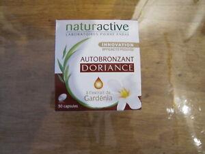 Autobronzant Doriance Naturactive LABORATOIRES PIERRE FABRE 30 capsules NEUF