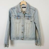 TIGERLILY Vintage  | Womens Denim Jacket  [ Size S or AU 10 / US 6 ]