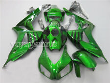 Green Black Injection Mold ABS Fairing Kit for Honda 2006 2007 CBR 1000 RR s#01