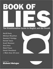 Book of Lies: The Disinformation Guide to Magick and the Occult Disinformation