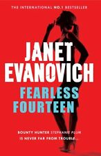 Fearless Fourteen: 14 (Stephanie Plum 14),Janet Evanovich