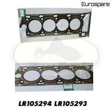 LAND ROVER HEAD CYLINDER GASKET SET V8 RANGE LR4 RR SPORT LR105294 LR105293 EURO