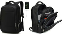 Quality Large Men Women Backpack Charging Laptop Travel School Bag Work Rucksack