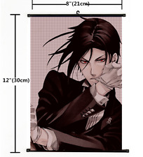 HOT Anime Black Butler Wall Poster Scroll Home Decor Cosplay 1405