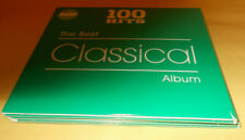 THE BEST CLASSICAL ALBUM 100 HITS 5 CD BOX SET--GENUINE CD UNPLAYED