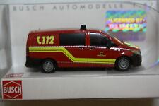 """Busch MB Vito """"FW Dortmund"""", LKW Nr. 51146-01"""