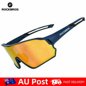 RockBros Photochromatic Polarised Lens Cycling Glasses Eyewear Sunglasses