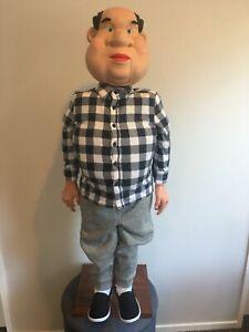Ventriloquist doll / dummy