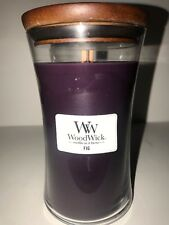 WoodWick FIG 21.5 Oz Scented Jar Candle