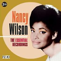 Nancy Wilson - The Essential Recordings (NEW 2CD)