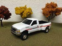 FORD, F350, Custom Ertl Ford F350 Diesel Pulling Truck Ertl DCP Farm Toy 1/64