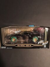 Greenlight Smokey and theBandit 2 1980 Trans Am Green machine! w/ green tires!