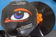 """TRUBROT """"Lifun"""" Rare Nordic Private Prog Psych '71 LP"""