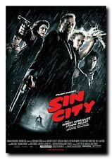 "Sin City Movie Poster 24x36"" - Frame Ready - Usa Shipped"