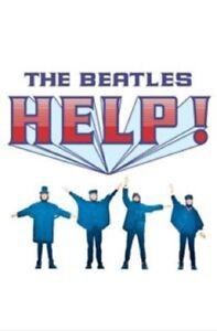 The Beatles Help ! John Lennon, Paul McCartney New R4 DVD
