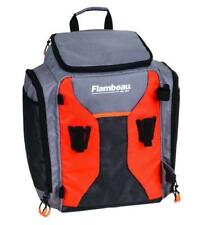 Flambeau Ritual Backpack R50Bp Soft Fishing Containers Large Tackle Bag 6173Tb