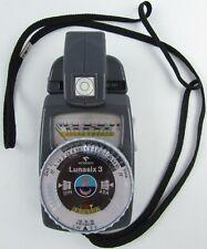 Gossen Lunasix 3 Light Meter with Gossen Tele Attachment Will Need New Batteries