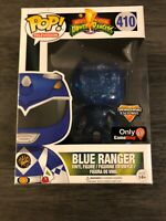 Power Rangers Blue Morphing Funko POP! Vinyl Figure #410 - (Gamestop Exclusive)