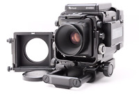 [Near Mint, AA Battery] Fuji GX680 w/GX 135mm f5.6 Lens + BellowsHood from JAPAN