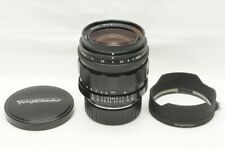 VOIGTLANDER NOKTON 35mm F1.2 Aspherical VM Lens Black for Leica M Mount #210220a