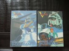 Mobile Suit V-Gundam Parts 1 & 2  (DVD)