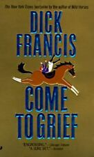 Dick Francis Come to Grief Horseracing Mystery Sid Halley Paperback