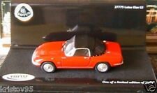 LOTUS ELAN S3 CONVERTIBLE VITESSE 27775 1/43 CABRIOLET ROADSTER RED ROSSO ROT