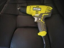 RYOBI 5.5 Amp Corded 3/8 in. Variable Speed Compact Drill/Driver with Bag D43