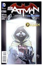 1)BATMAN v2 #18(5/13)REQUIEM/KUBERT VARIANT(NEW 52)HARPER ROW/ROBIN(CGC IT)9.8!!