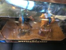 WESTERN RODEO DELUXE PLAYSET