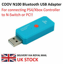 Coov N100 PLUS PS3 PS4 Xbox One Slim Controller to Nintendo Switch Adapter
