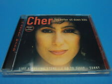 CD Cher - You better sit down kids (K-3184) 18 Tracks Holland 1996