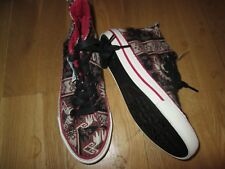 next hi top textile pumps boots size 4 eur 37 brand new with tags