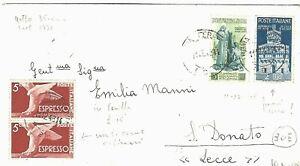 1948 5L S.CATERINA +2L AVVENTO +5L X2 E SU ESPRESSO DA ROMA X S.DONATO LECCE