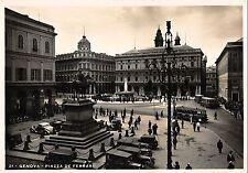 BR48668 Genova piazza de ferari    Italy