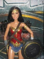 2016 BARBIE WONDER WOMAN DAWN OF JUSTICE DOLL~BLACK LABEL NRFB DGY05