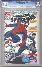 AMAZING SPIDER-MAN #358 CGC 9.8 PUNISHER MOON KNIGHT NOVA DISNEY MARVEL COMICS