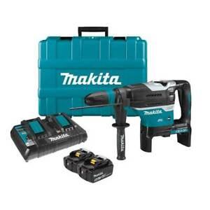 Makita XRH07PTUN 18 volt LXT X2 Brushless SDS-MAX Cordless Rotary Hammer Kit