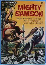 Gold Key 10119-703 MARCH Mighty Samson