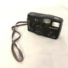 Fujifilm Discovery 270 Zoom Date 35mm Point & Shoot Film Camera With Strap