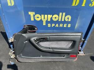 Toyota Celica Right Front Door Trim ST184 12/1989-02/1994