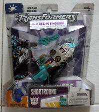 Transformers Cybertron Shortround Figure MISP Brand New